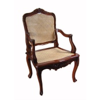 Indonesia furniture manufacturer and wholesaler canned Armchair